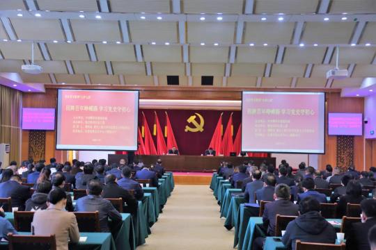 武汉工程大学一行到湖北民族大学考察交流